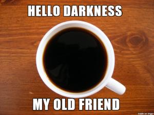 coffee simon garfunkel