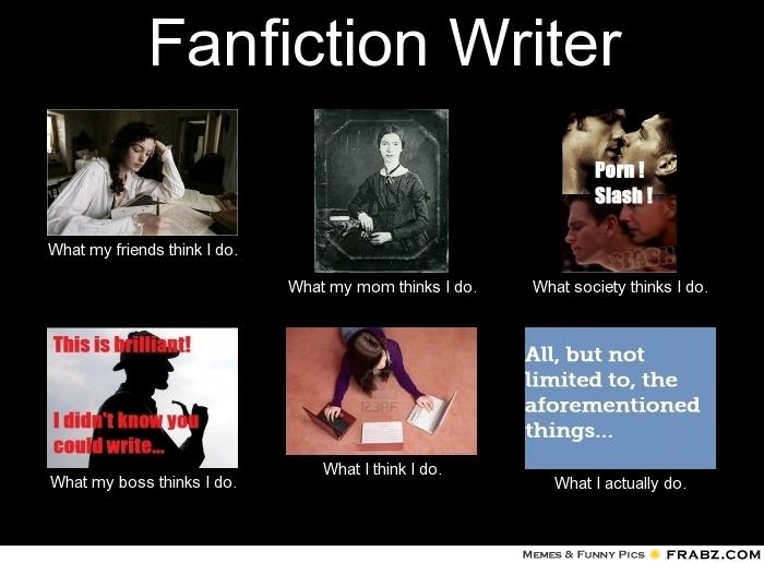 Erotic fan fiction stories