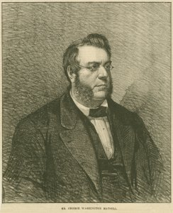 George W Matsell