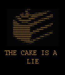 cake-is-a-lie