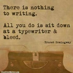 writing-hemingway-bleed