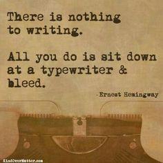 writing-hemingway-bleed