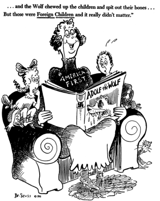 America First Seuss
