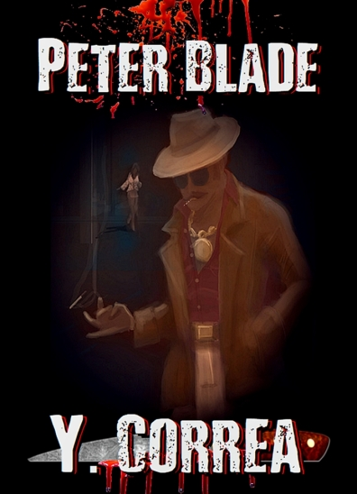 Peter Blade Cover